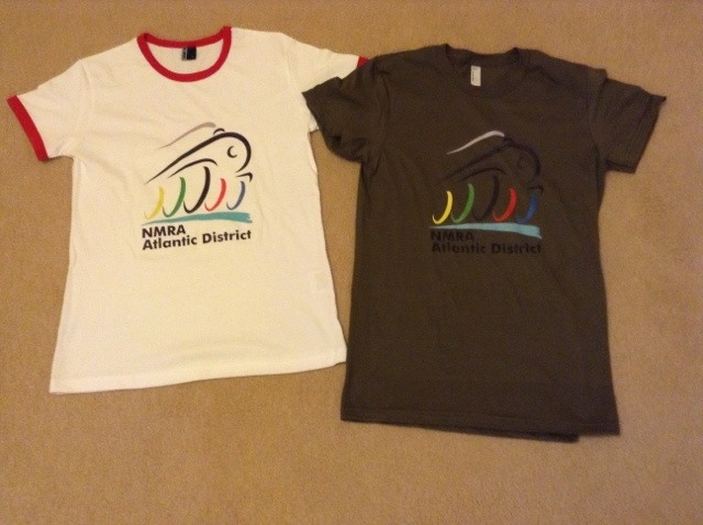 T-shirt fronts