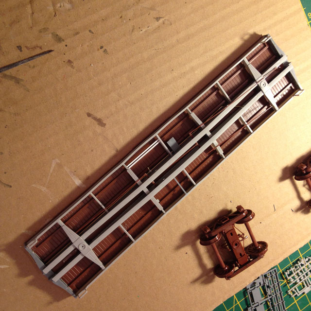 Finished Underframe