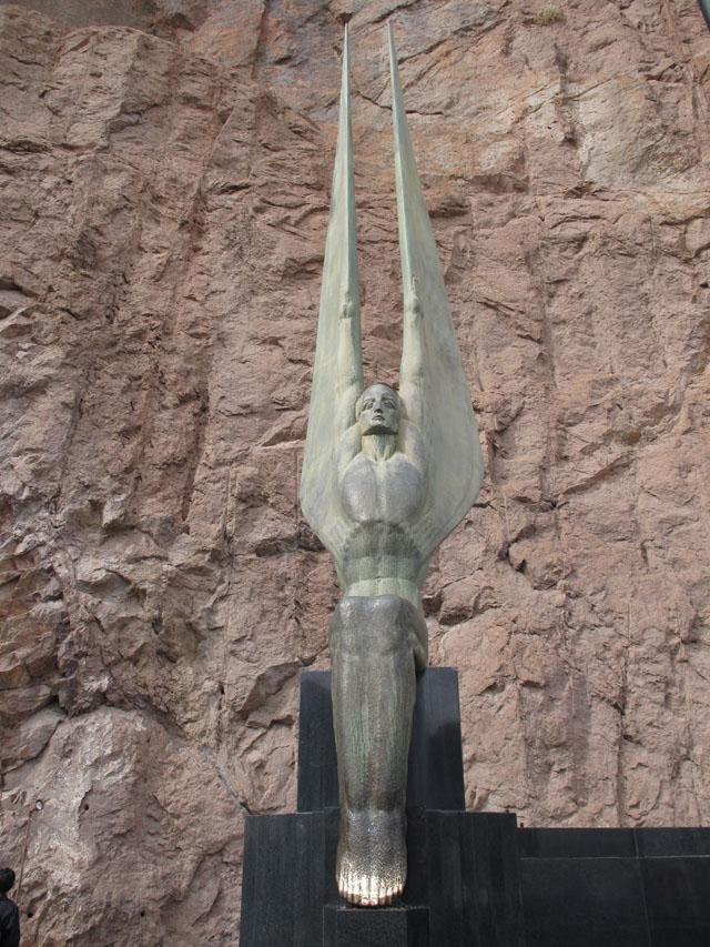 Friday 14th February - Hoover Dam - Kathy Millatt