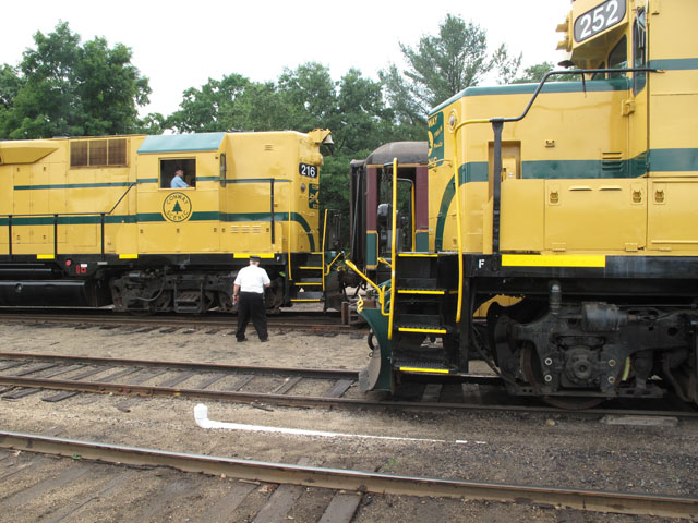 Two locos