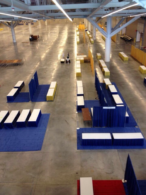 NTS Set up