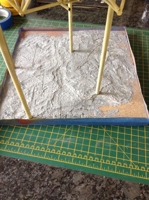 Sculptamold base