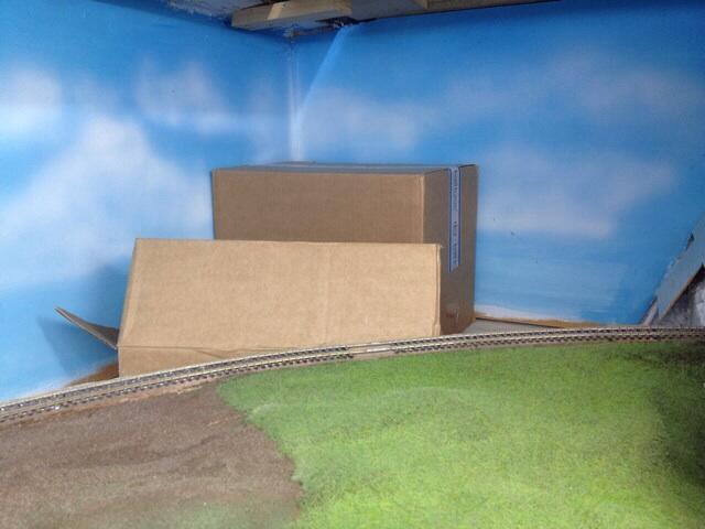 boxes underneath