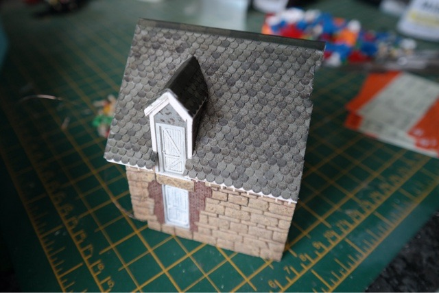 Roof - finished