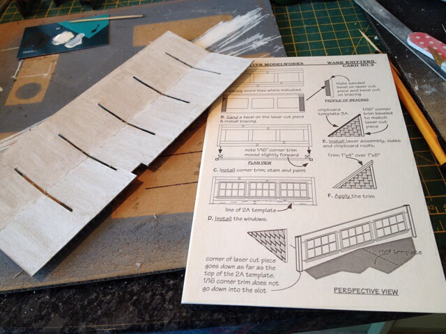 Basic roof templates