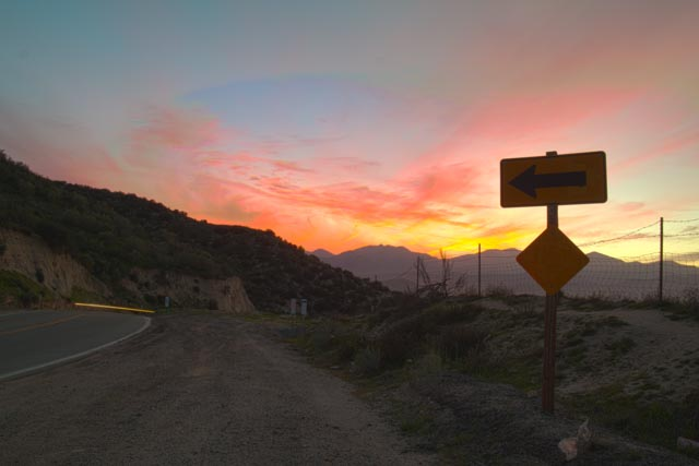 HDR_California_Road
