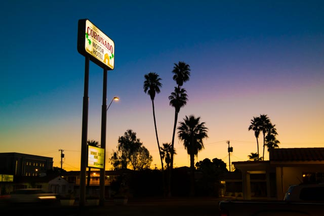 Coronado, Yuma