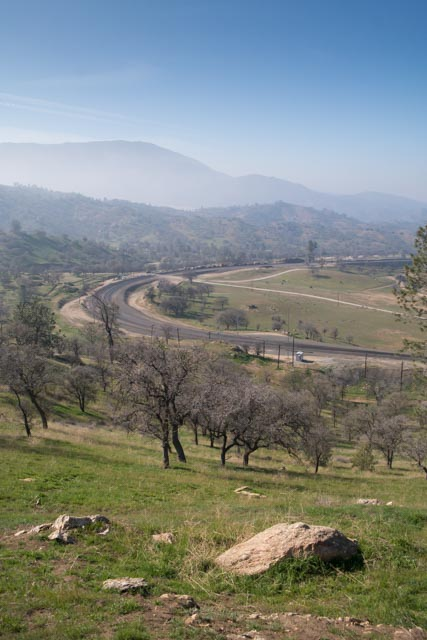 Tehachapi Loop, California