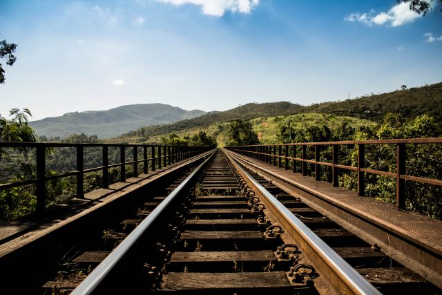 There's life at the end of the tracks