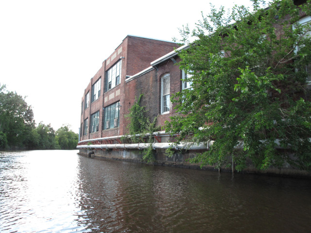 Mill Canal, Lowell, USA