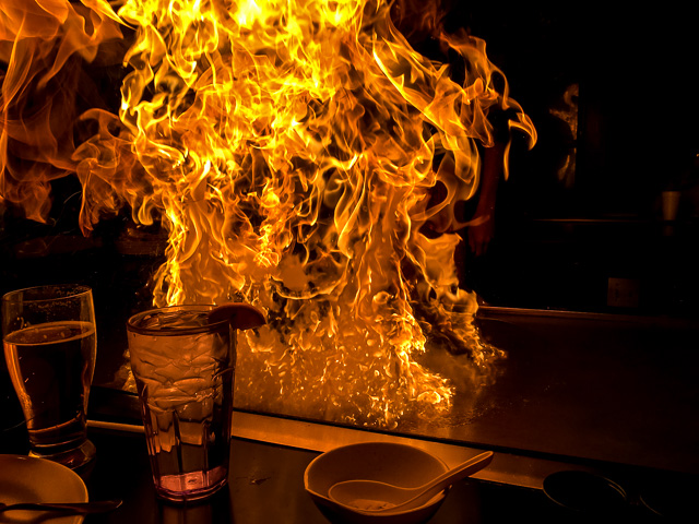 Flaming Japanese,
