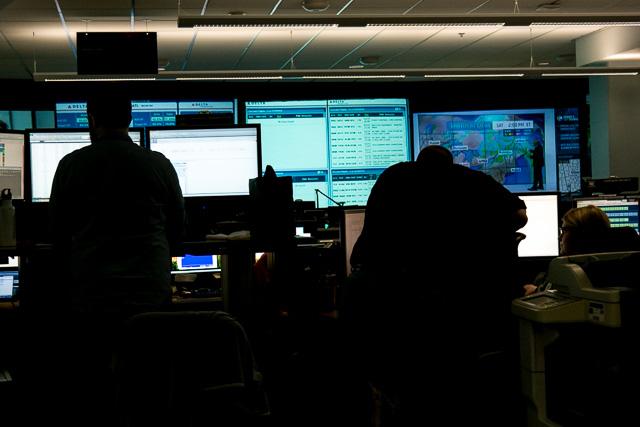 Delta Operations Room