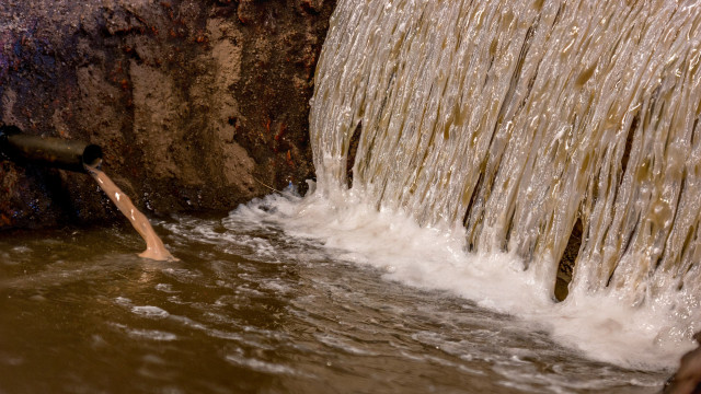 Waterfall Foam