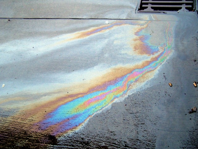 Oil Slicks