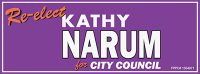 Kathy Narum for Pleasanton City Council