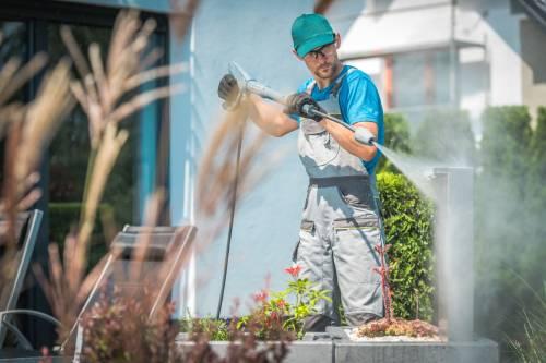 Residential Pressure Wash