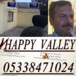Happy Valley Restaurant and Landlord Riaz