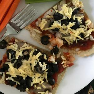 What's for Dinner Mrs. Skinner — Pizza
