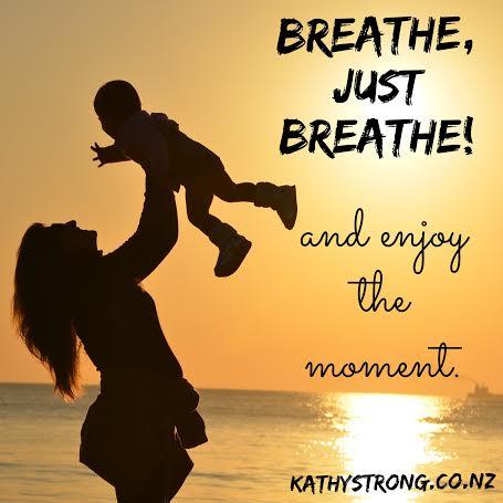 a breathe