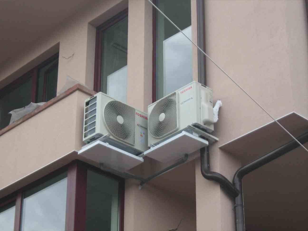 Εγκατάσταση Κλιματιστικού