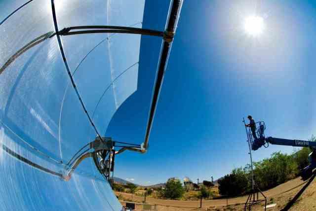 Τύποι των ηλιακών συλλεκτών-3