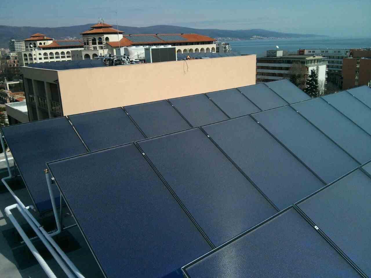 Τύποι των ηλιακών συλλεκτών