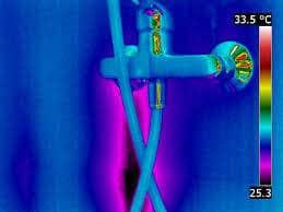 Аνίχνευση διαρροών με θερμοκάμερα στην μπαταρια