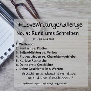 LoveWritingChallenge Woche 4