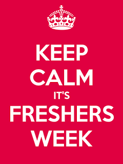 SURVIVAL GUIDE: FRESHERS WEEK. PART TWO
