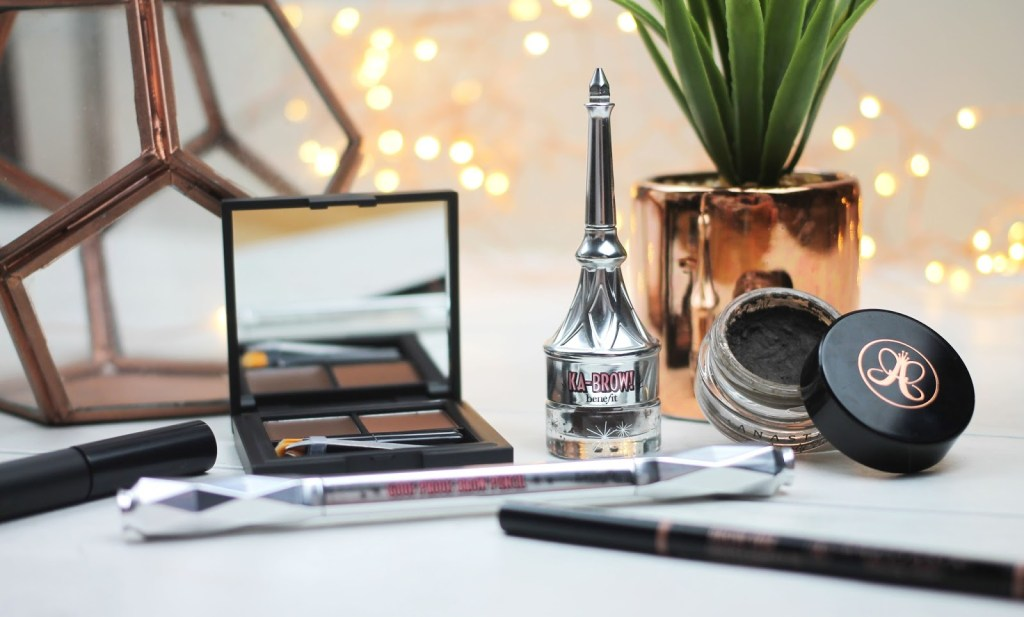 My Favourite Brow Products!