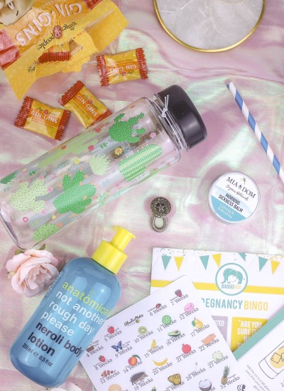 Testing out Pregnancy Subscription boxes: Baboo Box