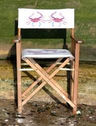Crunchy Claws - Director Chair
