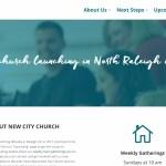 New City Church-Churches using the Divi Wordpress Theme