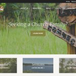 The Fayetteville Church-Churches using the Divi Wordpress Theme