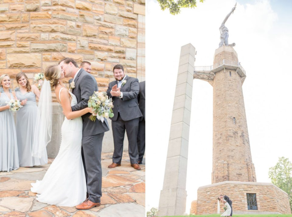 Birmingham, Alabama Wedding & Reception Venues Vulcan Park & Museum