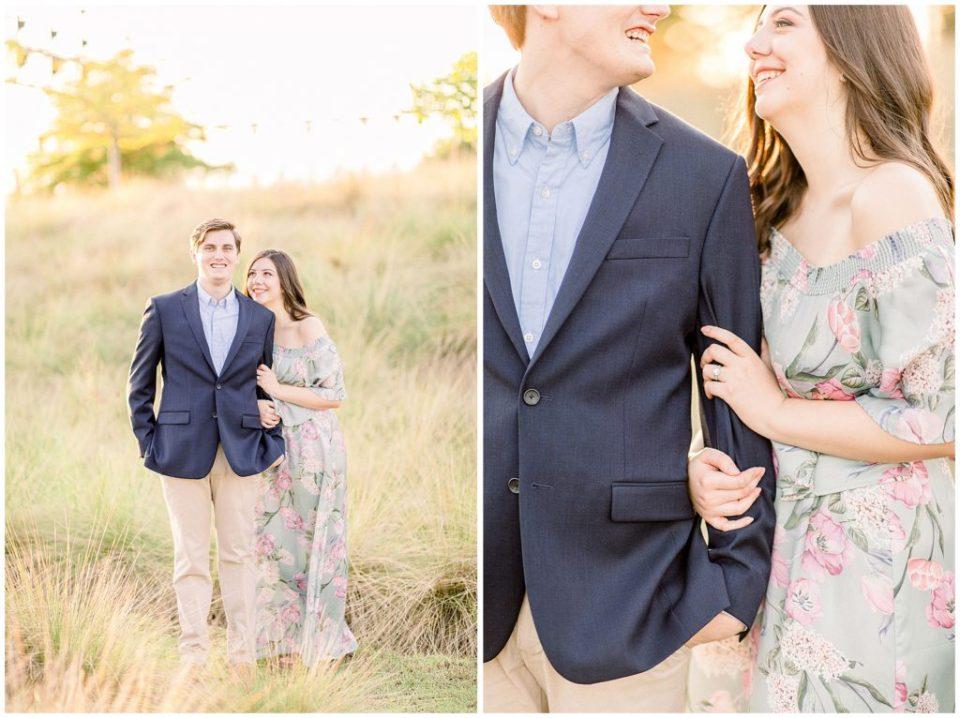 Birmingham, Alabama Wedding Photographers | Railroad Park Engagement Session Katherine & Cameron's