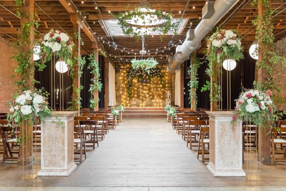 Birmingham, Alabama Wedding & Reception Venues B&A Warehouse