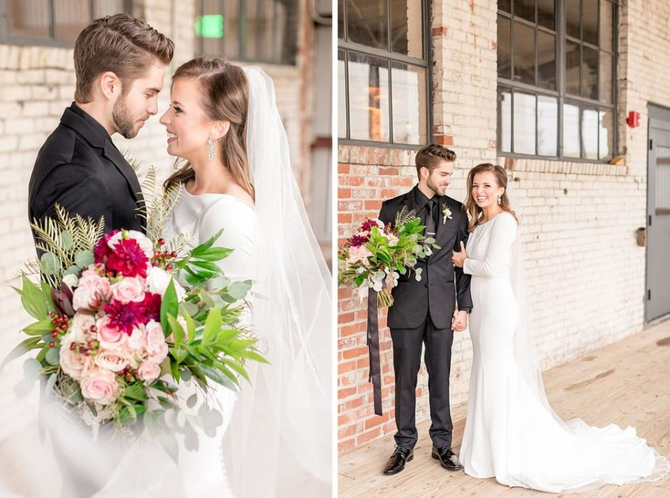 A Chic Wedding at the Theodore Birmingham - Birmingham, Alabama Wedding Photographers