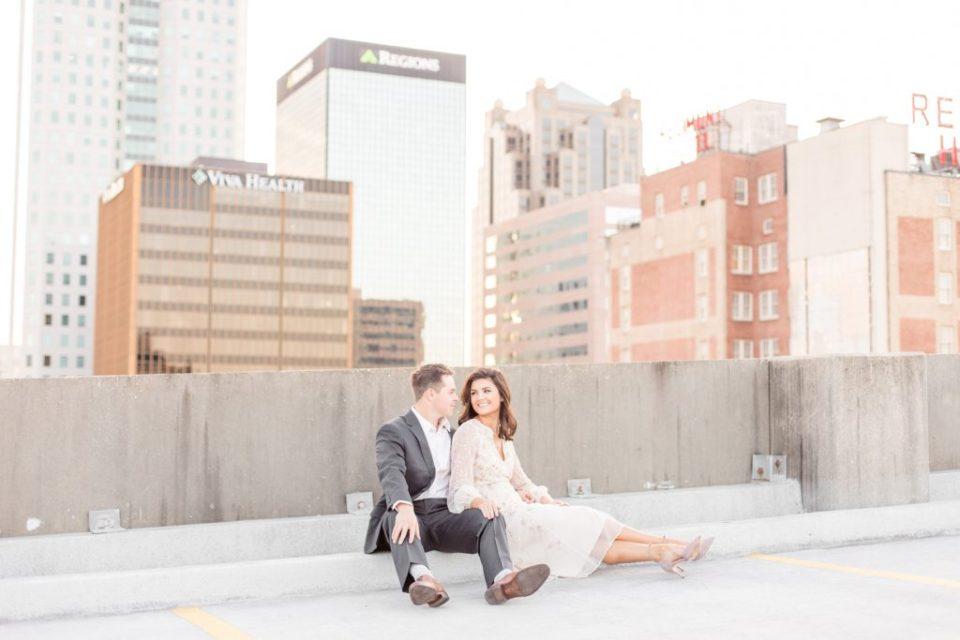 Birmingham, Alabama Engagement Session with Katie & Alec Photography - Birmingham, AL Wedding Photographers