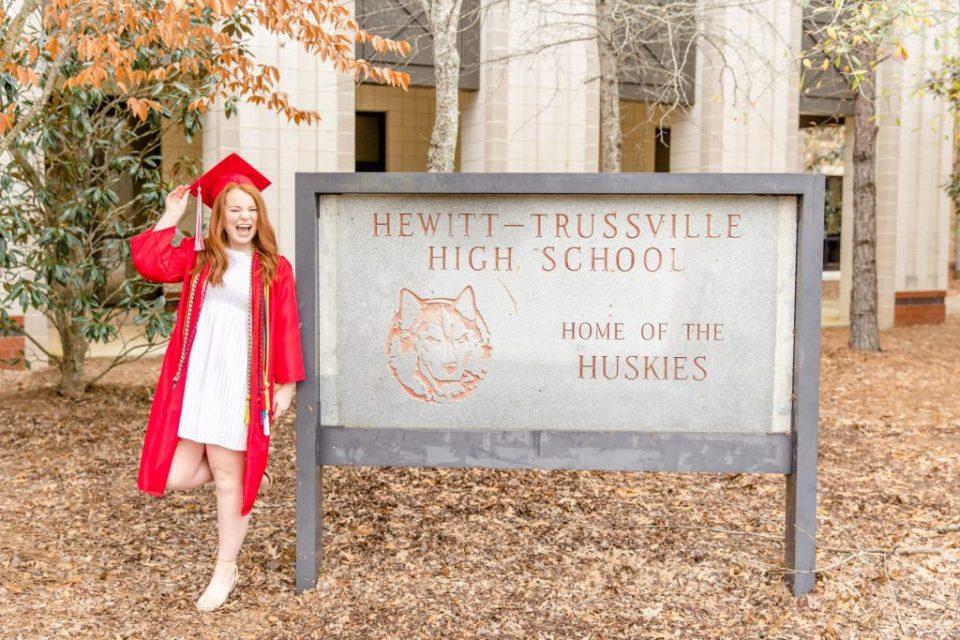 Hewitt-Trussville Senior Session with Hallie - Birmingham, Alabama Senior Photographer Katie & Alec Photography