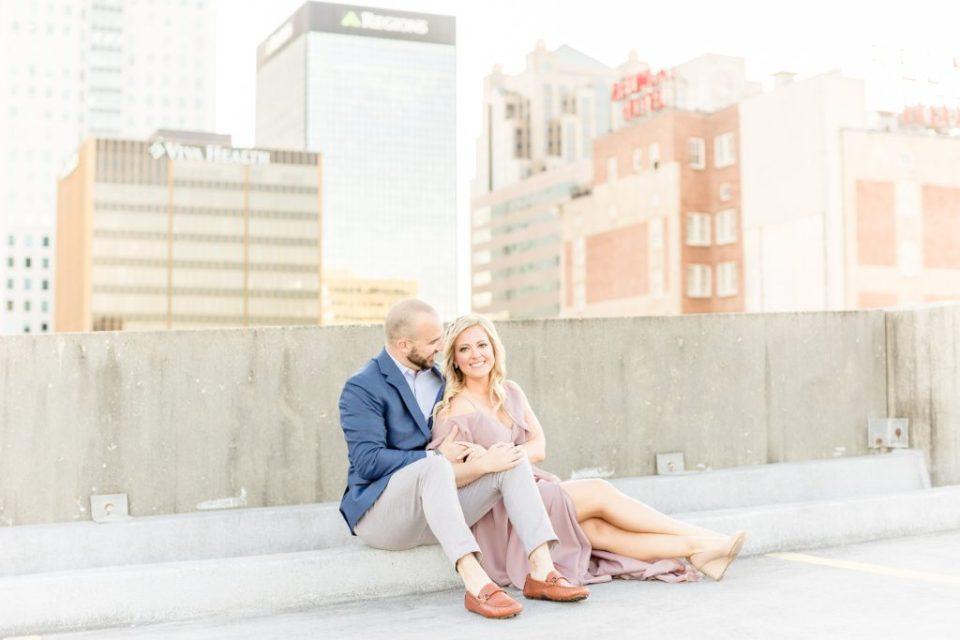 Brad & Katie - Birmingham, Alabama Engagement Photographers Katie & Alec Photography 6