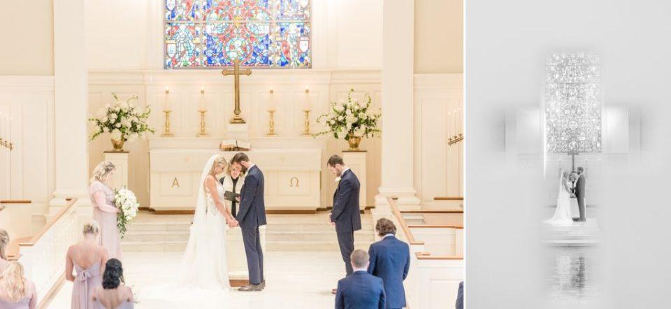 Emilee & Drew's Wedding at the Florentine Building - Birmingham, Alabama Wedding Photographers Katie & Alec Photography