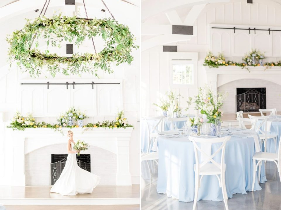 20 Birmingham Wedding Ceremony & Reception Venues - Oak Meadow Event Center Wedding