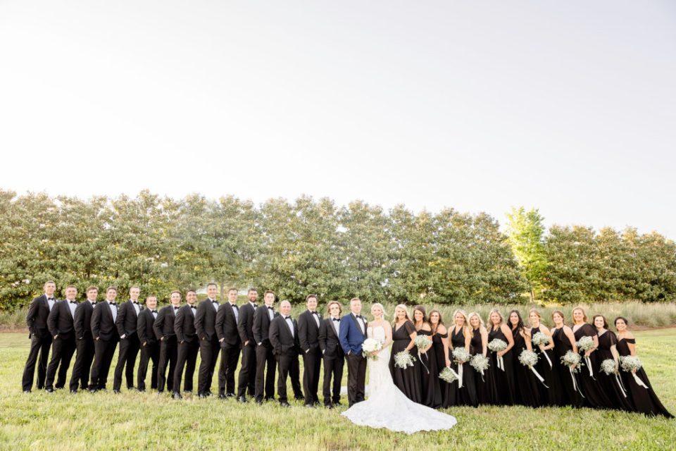 Vestavia Country Club Wedding for Jordan & Ricky - Katie & Alec Photography