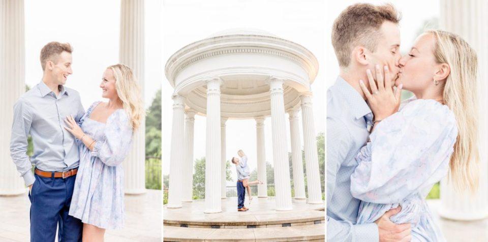 Proposal in Birmingham, Alabama - Proposal Photographers Katie & Alec Photography