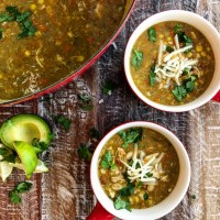 Rotisserie Chicken Chili