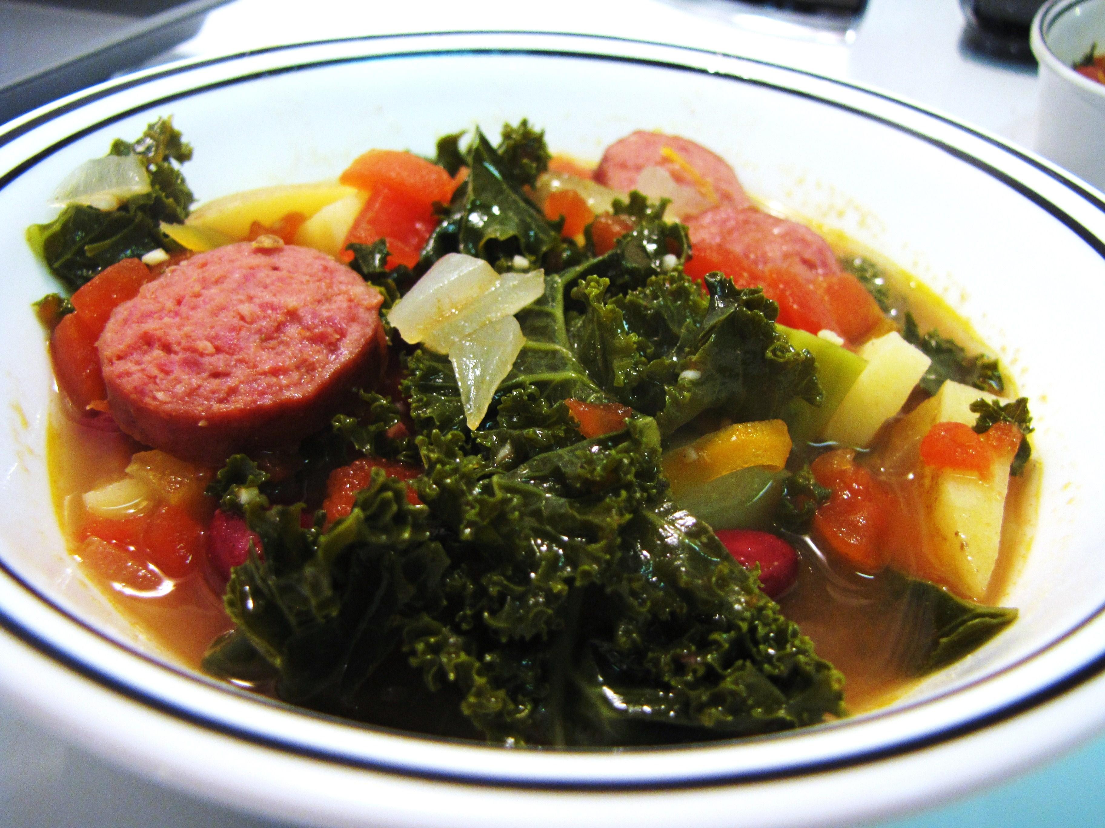 Can A Soup Kitchen Cook Stuff Besides Soup