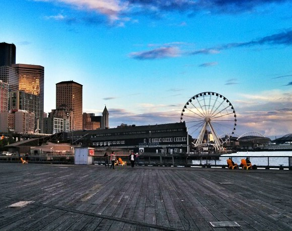 IFBC 2013: Eating, Drinking, and Exploring Seattle