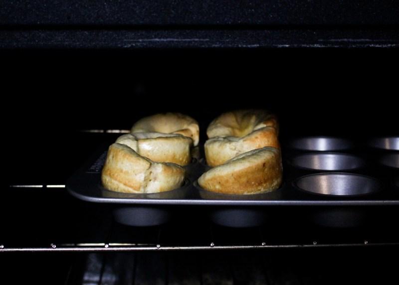 Duck-Fat Yorkshire Pudding {Katie at the Kitchen Door}