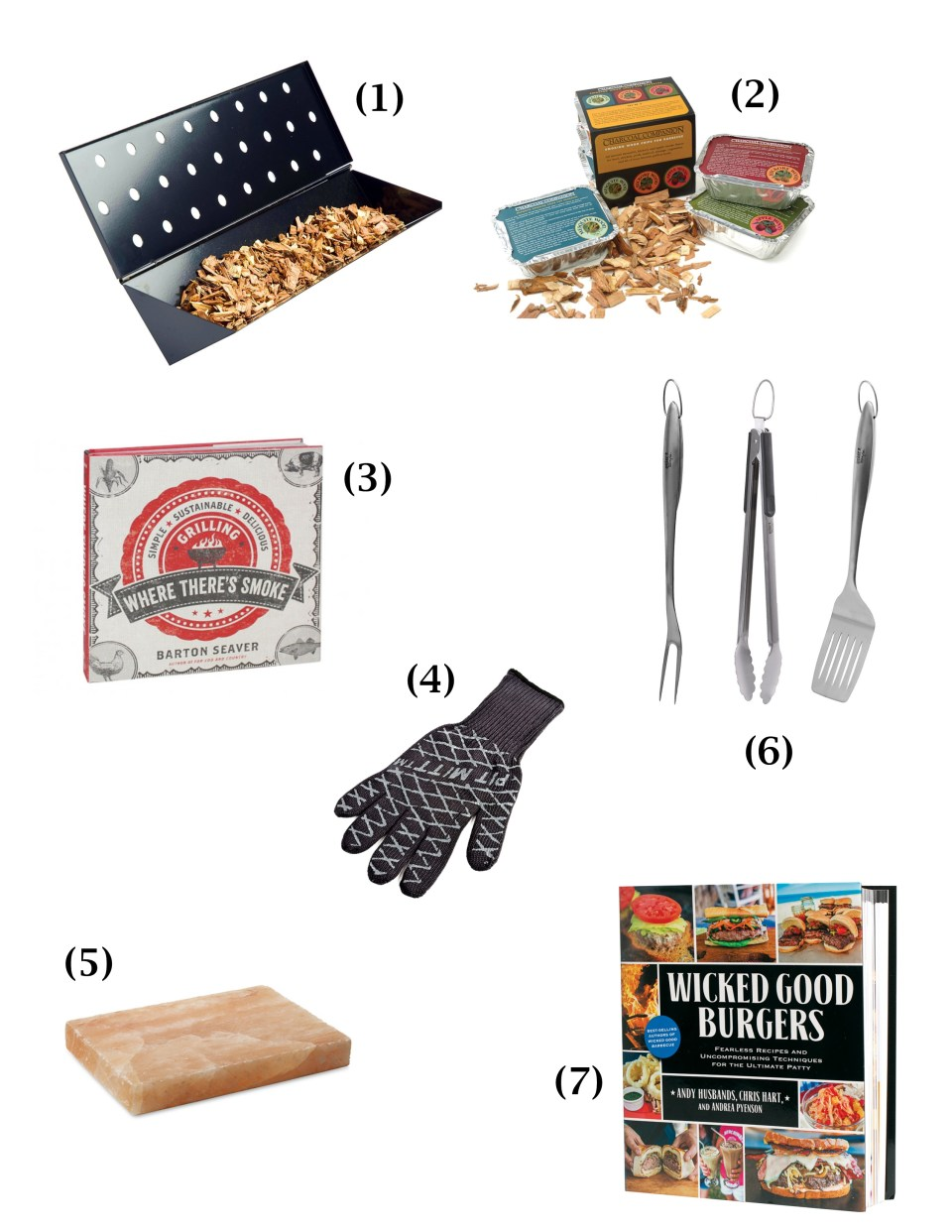 Holiday Gift Guide: For the Grill Master {Katie at the Kitchen Door} #christmas #giftguide